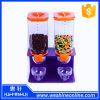 穀物DispenserかDouble Cereal Dispenser/Wheat Flakes Cereal Dispenser