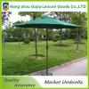 Playa del partido del patio del mercado ajustable y paraguas portable