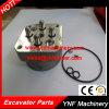 掘削機の油圧部品Zx200-1の試験弁アルミニウムベース