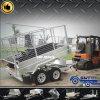Qualität Hydraulic Rear Dump Trailer mit Suspension System (SWT-HTT95)