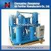 La Purificación de aceite hidráulico multifuncional purificador de aceite de máquina/