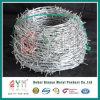 O PVC galvanizado revestiu a cerca de fio de /Barbed do rolo do fio de /Barbed do arame farpado