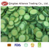 Bevroren de uitstekende kwaliteit sneed Groene Courgette