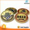 Металл высокого качества изготовленный на заказ делая медная монетка