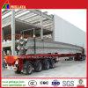 12,5 м Tri-Axle 20 футов 40-футовом контейнере транспортировки Полуприцепе