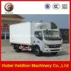 Bestes Selling Dongfeng 10m3 Freezer Van Truck