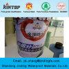 Enduit imperméable à l'eau de polyuréthane utilisé sur la toilette