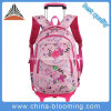 Estudantes Lovely Rolling School Mochila Wheel Book Bag Trolley Bag
