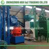 pelota de combustível de madeira da biomassa da serragem da fonte da fábrica 1000kg que faz a linha