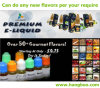 Suco líquido de somente $0.75 E E para cigarros eletrônicos de Malaysia