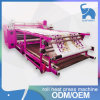 1.7m Rotary Transferencia de Calor de rollo a rollo prensa del calor de sublimación Máquina Calandra