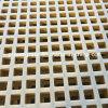 섬유유리에 의하여 강화되는 Plastic/FRP/GRP 소형 메시 격자판