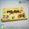 2 Alimentos Peice lujo Caja de papel plástico