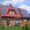 Utilisation de la famille sur le réseau d'énergie solaire