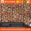 Papier de mur imperméable à l'eau bon marché des prix 1.06m de Guangzhou 3D Rolls