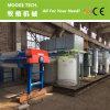 O sistema de tratamento de águas residuais de limpeza da linha de produção