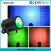 DMX 옥수수 속 150W RGB 실내 플러드 LED 단계 점화