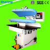 Machine de service automatique de presse de blanchisserie pour des chemises, pantalon, procès