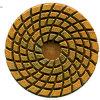 Пусковая площадка диаманта скрепления смолаы этапов металла полируя для бетона