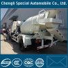 4X2 de kleine het Mengen zich van het Cement Concrete Vrachtwagen van de Mixer van Hydrauic van het Type