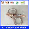 Precio de la cinta adhesiva de la buena hoja los 50mm*50m de cobre (el espesor puede elegir)