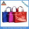 Durável reutilizáveis não tecidos Sacola de Compras com revestimento