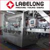 Bouteille minérale liquide automatique de l'eau de l'équipement de plafonnement de l'emballage de la machine de remplissage