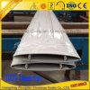 Personnalisés du rouleau de corps creux en aluminium extrudé profils en aluminium de l'obturateur