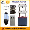1000kn la plupart de machine de test de tension universelle hydraulique modèle la meilleur marché d'affichage numérique Avec le contrôle manuel