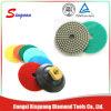 100mm/4  Diamond Dry Polishing Pad Manufacturer