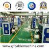 O PLC+Ipc bainha do cabo óptico suave de máquinas de extrusão