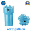60r32 Thread Parabolic Button Bit para Rocking Stone