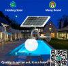 Todos en una lámpara solar inteligente del LED usada en al aire libre