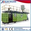 barriles grandes plásticos 120L que hacen protuberancia la máquina del moldeo por insuflación de aire comprimido