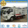 La via di Isuzu 5 Cbm pulisce 5000 L camion della spazzatrice di strada