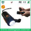 Mini lampe-torche détraquée avec la radio de Digitals - chaude