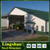 Lingshan prefabricó el almacén de la estructura de acero