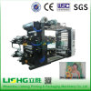 PLC Control Label Printing Machine con Ceramic Roller