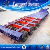 Schwere Zeile 8 Radachsen-niedriger Bett-Schlussteil des Geräten-Transport-4