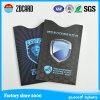 신용 카드 홀더를 막는 반대로 도둑질 알루미늄 호일 RFID