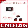 Lancement X431 Creader VIII (CRP129) Plus 4 Sets de X431 Idiag Auto Diag Scanner