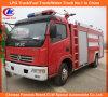 De Vrachtwagens 3000liters van de Brand van de Tank van het Water van Dongfeng - 5000liters