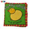 InfantのためのInfant Educational Plush Bookのための新しいDesign Plush Stuffed Book