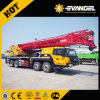 Stc250 grúa móvil hidráulica del carro de 25 toneladas (piloto y mecánicos)