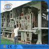 Doppia macchina di rivestimento di carta idraulica automatizzata