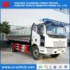 Camion di consegna isolato FAW del latte 12 tonnellate di camion del serbatoio da latte