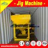Machine de séparation de gabarit pour Hematile
