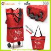 Shoppingのための昇進のオックスフォードFolding Trolley Bags