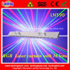 Luminosité Fat Beam Laser Curtain Stage Concert Lighting