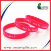 Printing Logoの方法Custom Silicone Bracelet